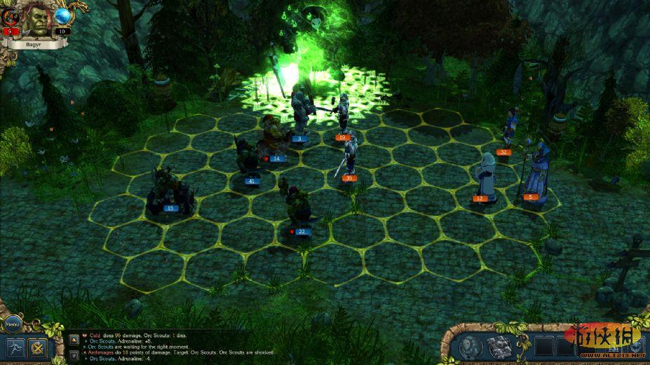 《国王的恩赐:阴暗面》游戏截图
