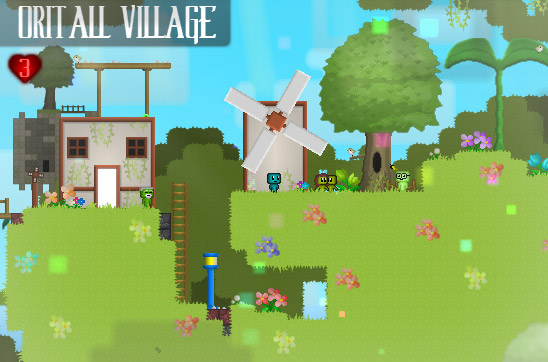 《耶拉索世界》游戏截图