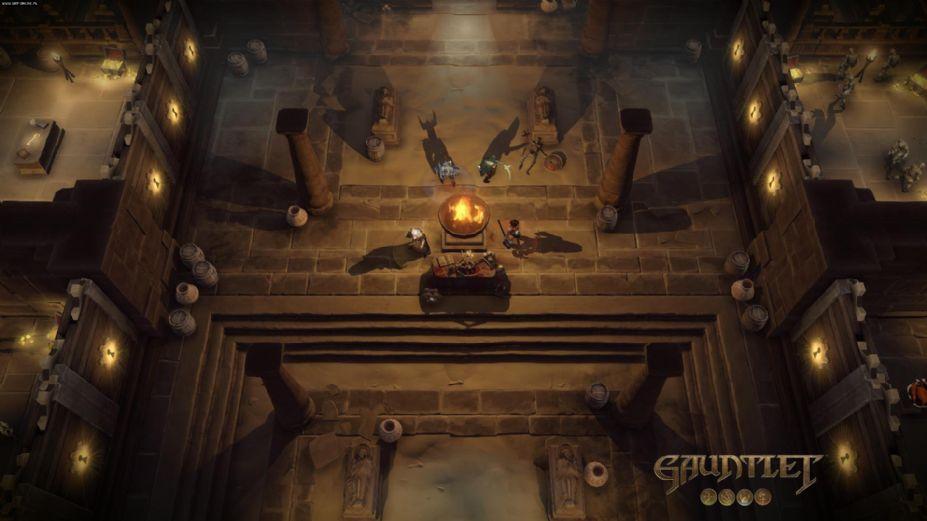 《圣铠传说》游戏截图-2