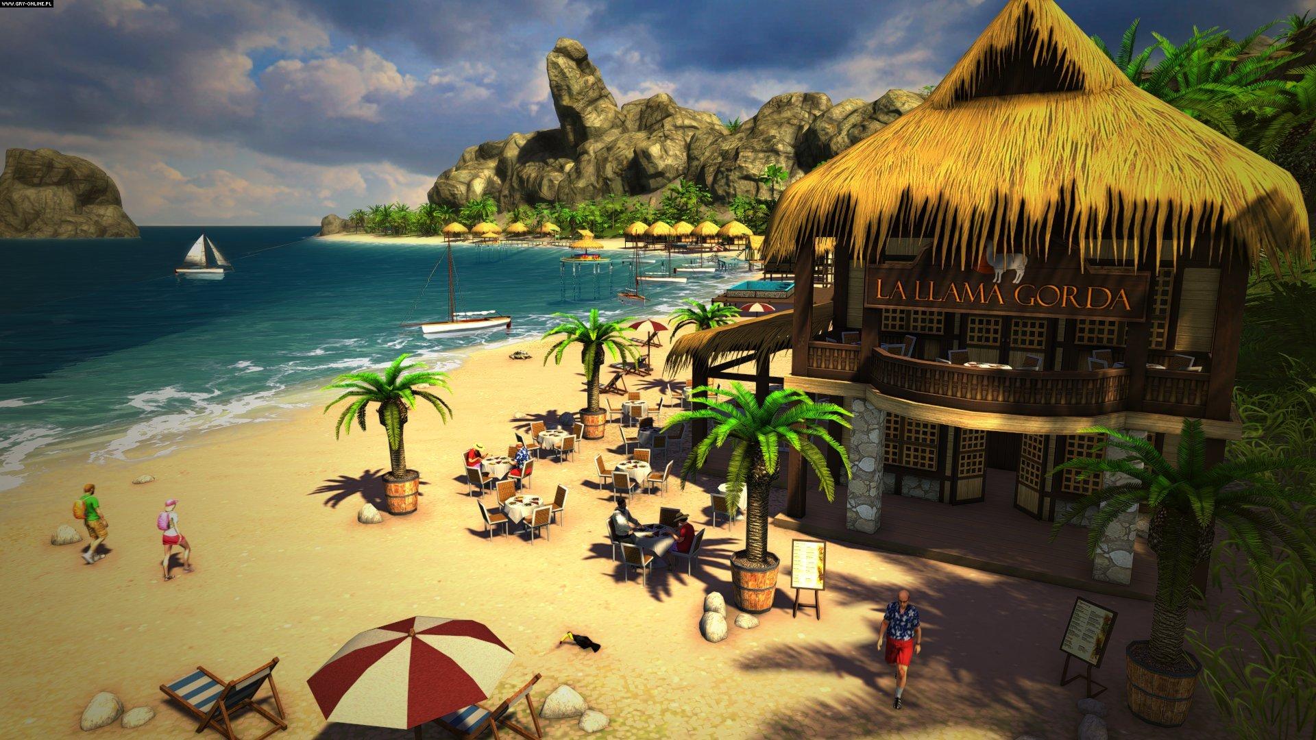《海岛大亨5》游戏截图-4