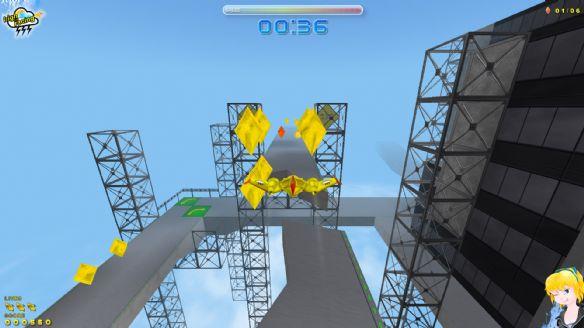 《高空竞速》游戏截图