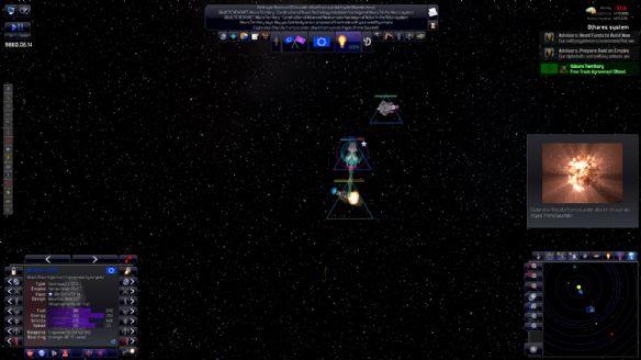 《遥远的世界:宇宙》游戏截图
