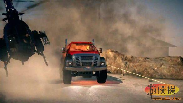 《战地:绝命一线》实机视频截图