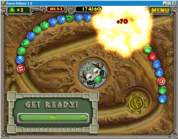 祖玛游戏中文版_祖玛单机版下载青蛙祖玛游戏V13豪华中文版