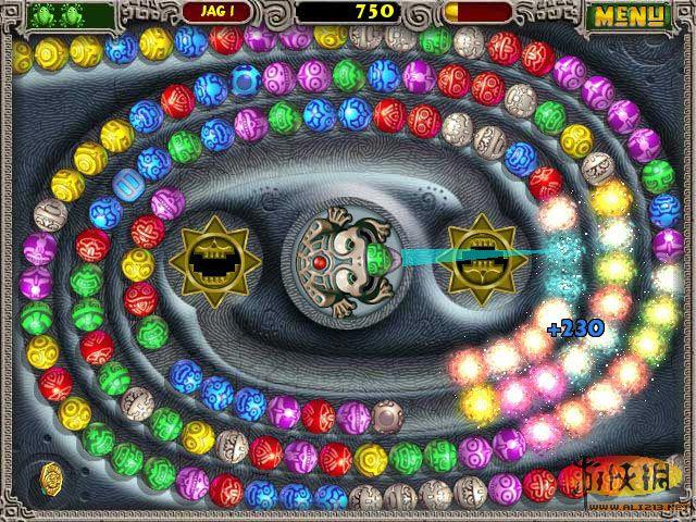 祖玛传奇游戏_祖玛传奇中文版下载_祖玛传奇单机游戏下载