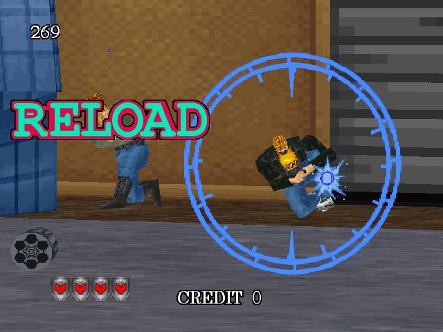 《VR特警2》游戏截图(1)