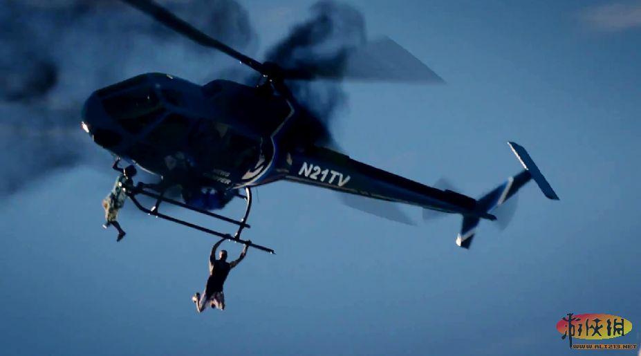 《死亡島2》預告片截圖