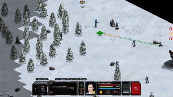 《异种航员》游戏截图