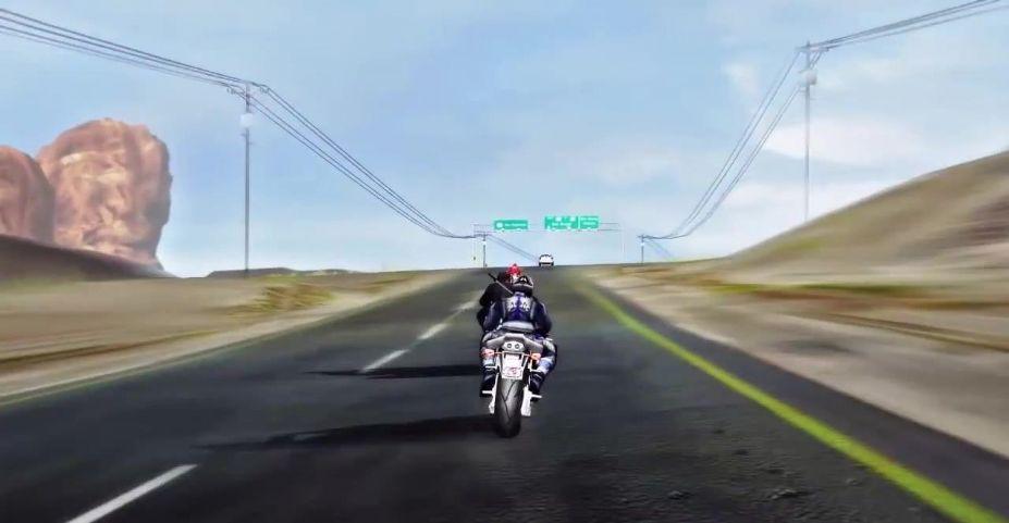 《公路救赎》游戏截图