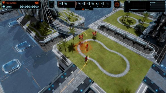 《防御阵型2》游戏截图-1