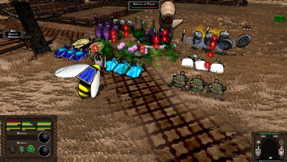 《龟堡围攻》游戏截图
