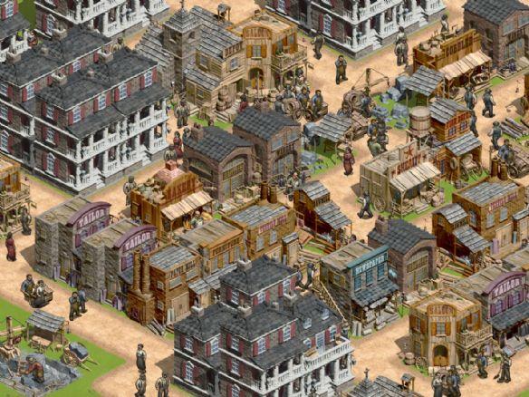 《1849》游戏截图