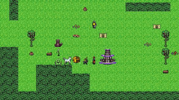 《瑟拉利姆》游戏截图