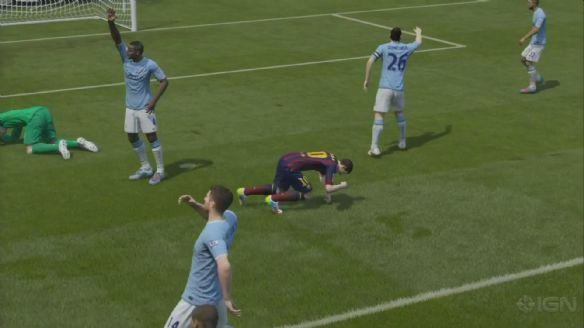 《FIFA 15》游戏截图