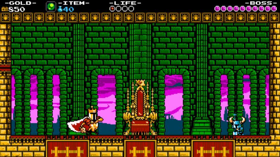 《铲子骑士》游戏截图