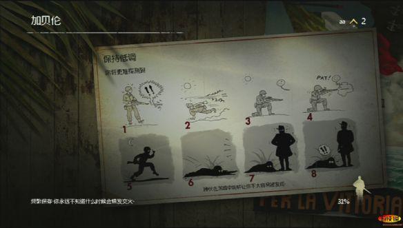 《狙击精英3》中文截图