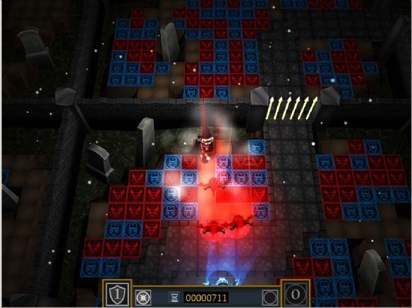 《反召唤:幽灵部落》游戏截图