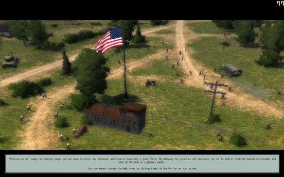 《二战指挥官》游戏截图