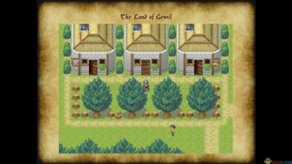 《法萨里亚天使》游戏截图