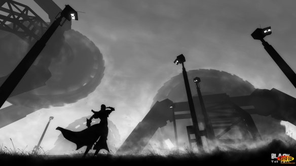 《黑色:坠落》游戏截图5
