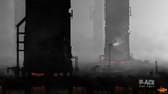 《黑色:坠落》游戏截图4