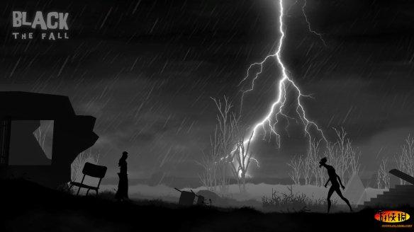 《黑色:坠落》游戏截图1