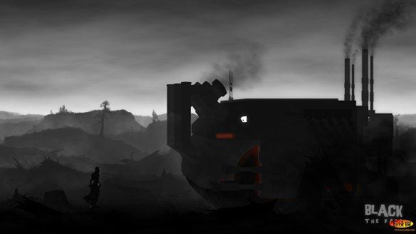 《黑色:坠落》游戏截图7