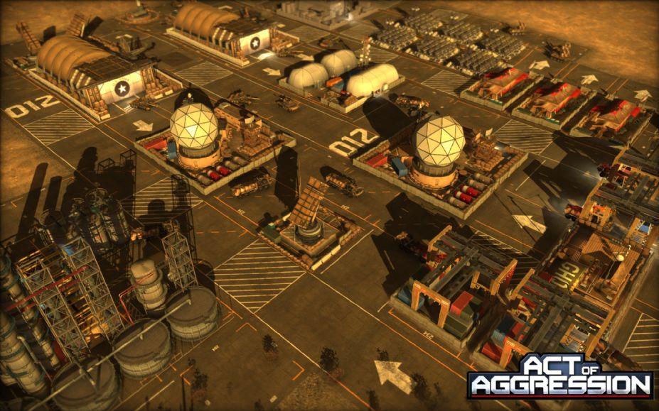 《侵略行为》游戏截图