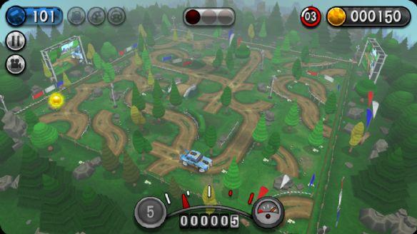 《赛车8》游戏截图