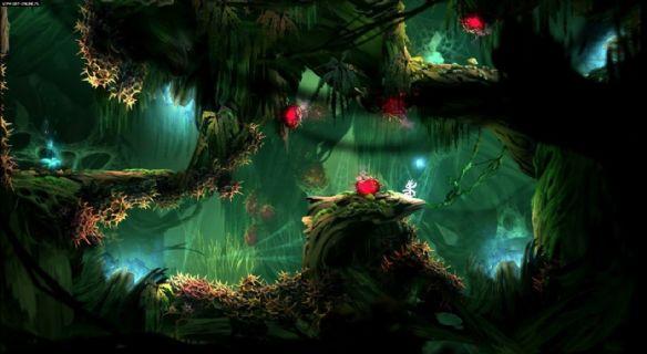 奥日与迷失森林
