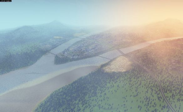 《城市:天际线》游戏截图