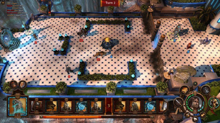 《魔法门之英雄无敌7》游戏截图2