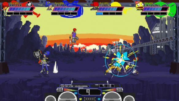 《致命联盟》游戏截图
