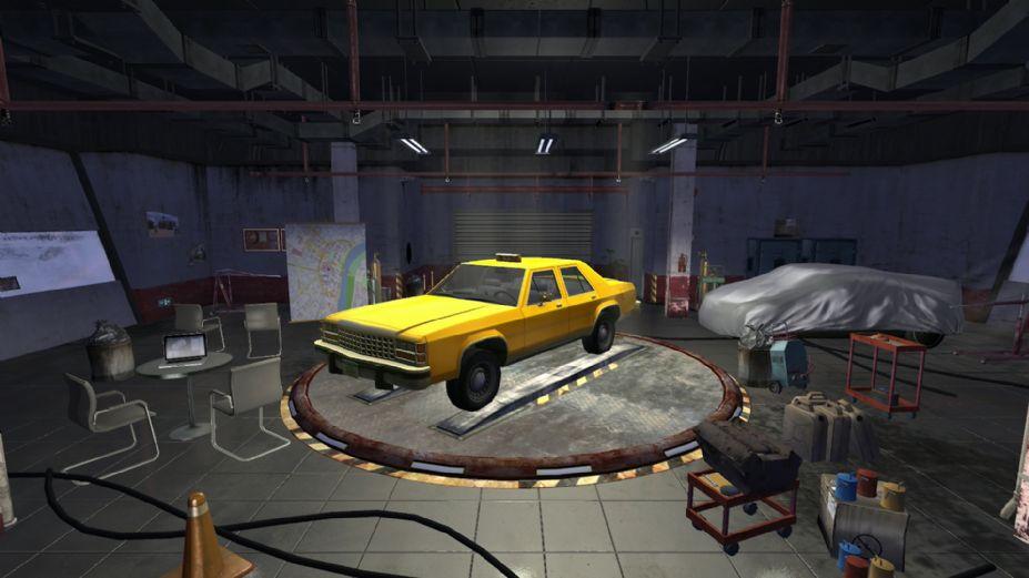 《出租车》游戏截图