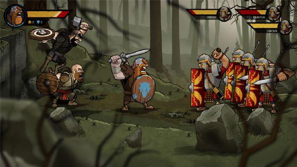 《狼刃》游戏截图