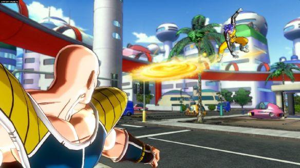 《龙珠:超宇宙》游戏截图-1