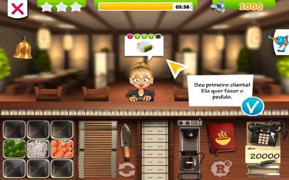 《优达寿司大亨2》游戏截图