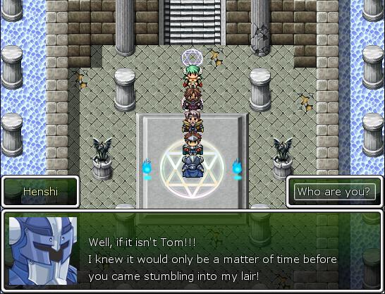 《崎岖王国》游戏截图