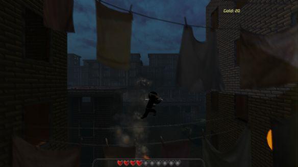 《乌克兰忍者》游戏截图