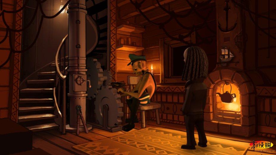 《一路向北:第二章》游戏截图