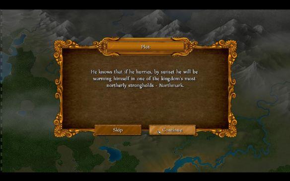 《诺斯马克:群狼时刻》游戏截图