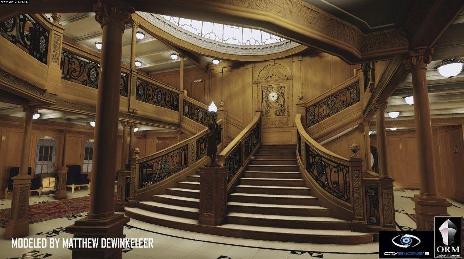 《泰坦尼克号:荣耀》游戏截图
