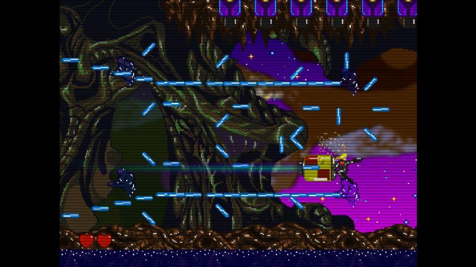 《乌列的峡谷》游戏截图