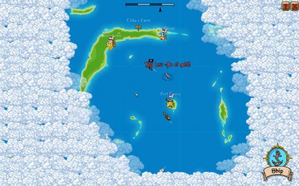 《掠夺猎人:最不可思议的海盗故事》游戏截图