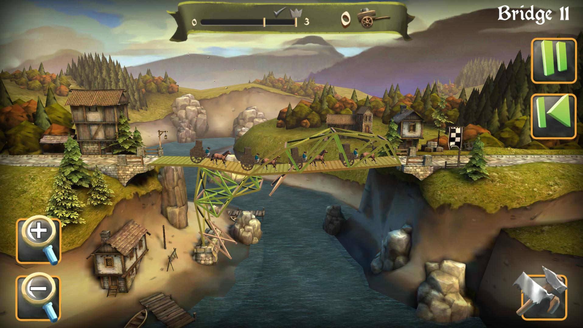 桥梁构造者:中世纪游戏图片欣赏