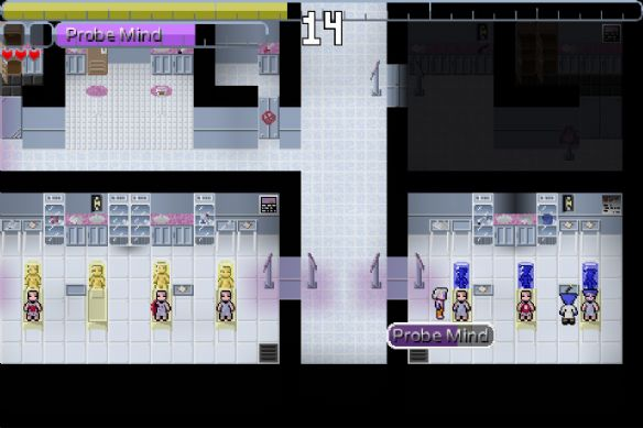 《体内》游戏截图