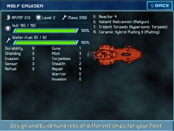 《星际贸易:4X帝国》游戏截图