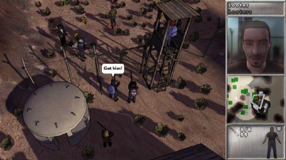 《求生者》游戏截图