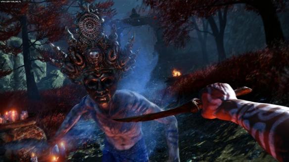 《孤岛惊魂4》游戏截图