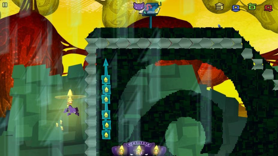 《薛定谔之猫历险记》游戏截图
